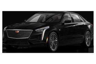 2019 Cadillac CT6-V 4dr AWD Sedan