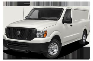 Nissan NV Cargo NV2500 HD