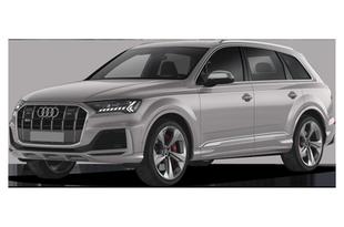 2020 Audi SQ7 4dr AWD quattro Sport Utility