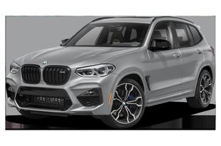 2020 BMW X3 M 4dr AWD Sport Utility