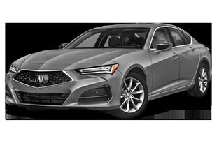2021 Acura TLX 4dr FWD Sedan