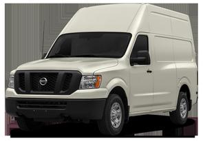 2018 Nissan NV 2500 3dr RWD Cargo Van