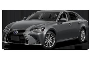 2018 Lexus GS 450h 4dr Sedan
