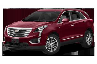 2018 Cadillac XT5 4dr FWD