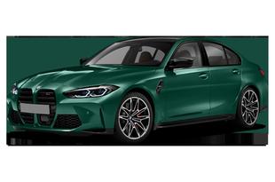 2021 BMW M3 4dr RWD Sedan