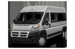 2018 RAM ProMaster 2500 Window Van