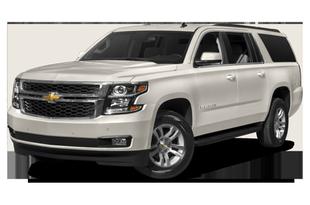 2018 Chevrolet Suburban 1500 4x2