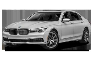 2018 BMW 740 4dr RWD Sedan