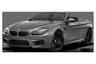 2018 BMW M6 2dr RWD Cabriolet