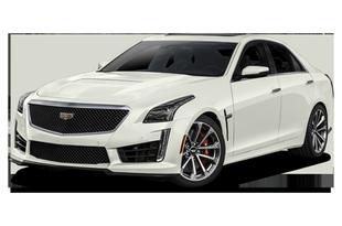 2018 Cadillac CTS-V 4dr Sedan