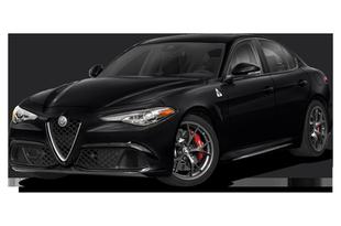 2018 Alfa Romeo Giulia 4dr RWD Sedan