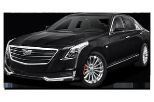 2018 Cadillac CT6 PLUG-IN 4dr RWD Sedan