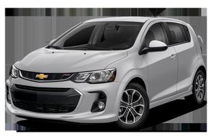 2018 Chevrolet Sonic 4dr Hatchback