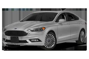 2018 Ford Fusion Hybrid 4dr FWD Sedan