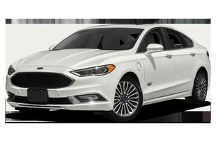 2018 Ford Fusion Energi 4dr FWD Sedan