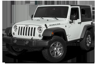 2018 Jeep Wrangler 2dr 4x4