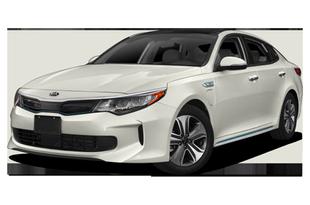 2018 Kia Optima Plug-In Hybrid 4dr Sedan