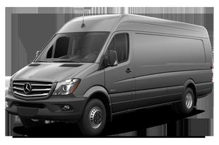 "2018 Mercedes-Benz Sprinter 3500XD RWD Cargo Van 144.3"" WB DRW"