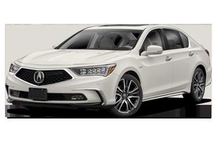 2018 Acura RLX Sport Hybrid 4dr SH-AWD Sedan