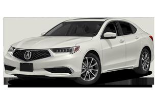 2018 Acura TLX 4dr FWD Sedan
