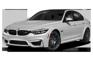 2018 BMW M3 4dr RWD Sedan