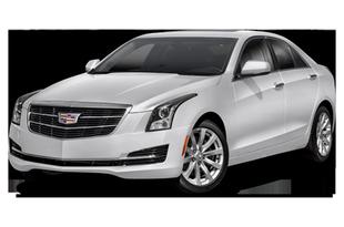 2018 Cadillac ATS 2dr AWD Coupe