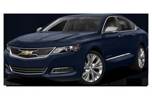 2018 Chevrolet Impala 4dr Sedan