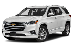 2021 Chevrolet Traverse FWD