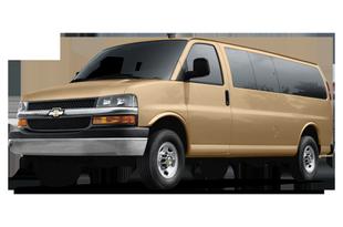 2018 Chevrolet Express 2500 RWD Cargo Van