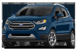 2018 Ford EcoSport FWD Sport Utility