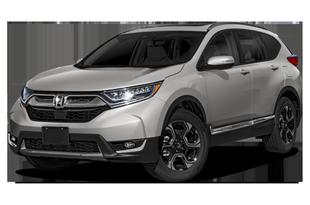 2018 Honda CR-V 4dr FWD