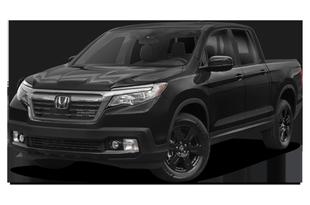 """2018 Honda Ridgeline FWD Crew Cab 125.2"""" WB"""
