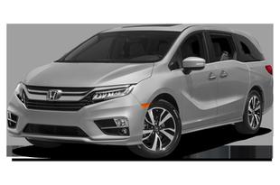 2018 Honda Odyssey Passenger Van
