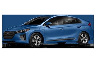 2018 Hyundai Ioniq Plug-In Hybrid 4dr Hatchback