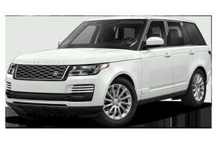 2018 Land Rover Range Rover 4dr 4x4