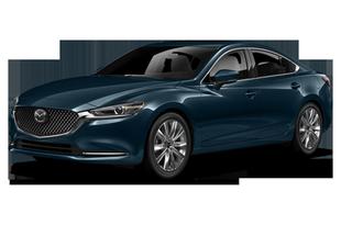 2018 Mazda Mazda6 4dr Sedan
