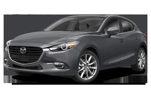 2018 Mazda Mazda3 4dr Hatchback
