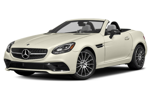 2018 Mercedes-Benz SLC 300 2dr Roadster