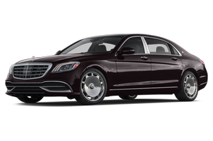 2020 Mercedes-Benz Maybach S 650 4dr Sedan