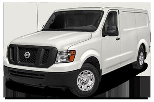 2018 Nissan NV Cargo NV1500 3dr RWD Cargo Van