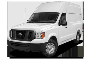 2018 Nissan NV Cargo NV2500 HD 3dr RWD High Roof Cargo Van