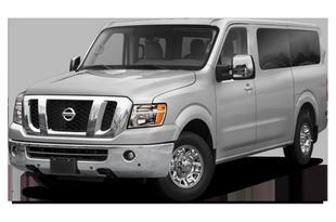 2020 Nissan NV Passenger NV3500 HD 3dr RWD Passenger Van