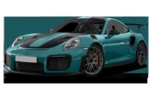 2018 Porsche 911 2dr RWD Cabriolet