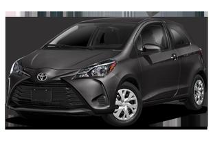 2018 Toyota Yaris 2dr Liftback