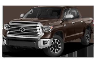 "2018 Toyota Tundra 4x2 Double Cab 6.6' box 145.7"" WB"