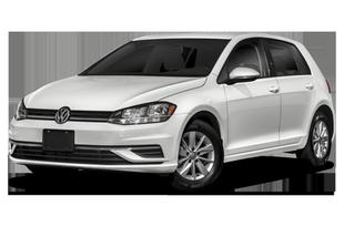 2018 Volkswagen Golf 4dr FWD Hatchback