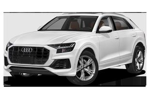 2019 Audi Q8 AWD quattro Sport Utility