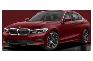 2021 BMW 330 4dr RWD Sedan