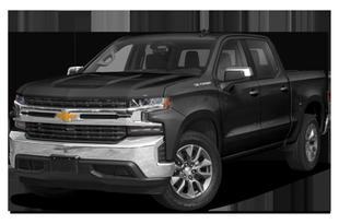 """2019 Chevrolet Silverado 1500 4x2 Regular Cab 8' box 139.6"""" WB"""