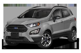 2020 Ford EcoSport FWD Sport Utility